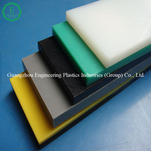 High Quality Guangzhou Engineering plastics customized UHMWPE UPE polyethylene board/sheet