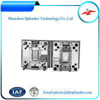 Custom OEM/ODM spare parts plastic injection mould producer 341992