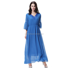 Indonesië stenen casual <span class=keywords><strong>geborduurde</strong></span> print <span class=keywords><strong>kaftan</strong></span> voor vrouwen