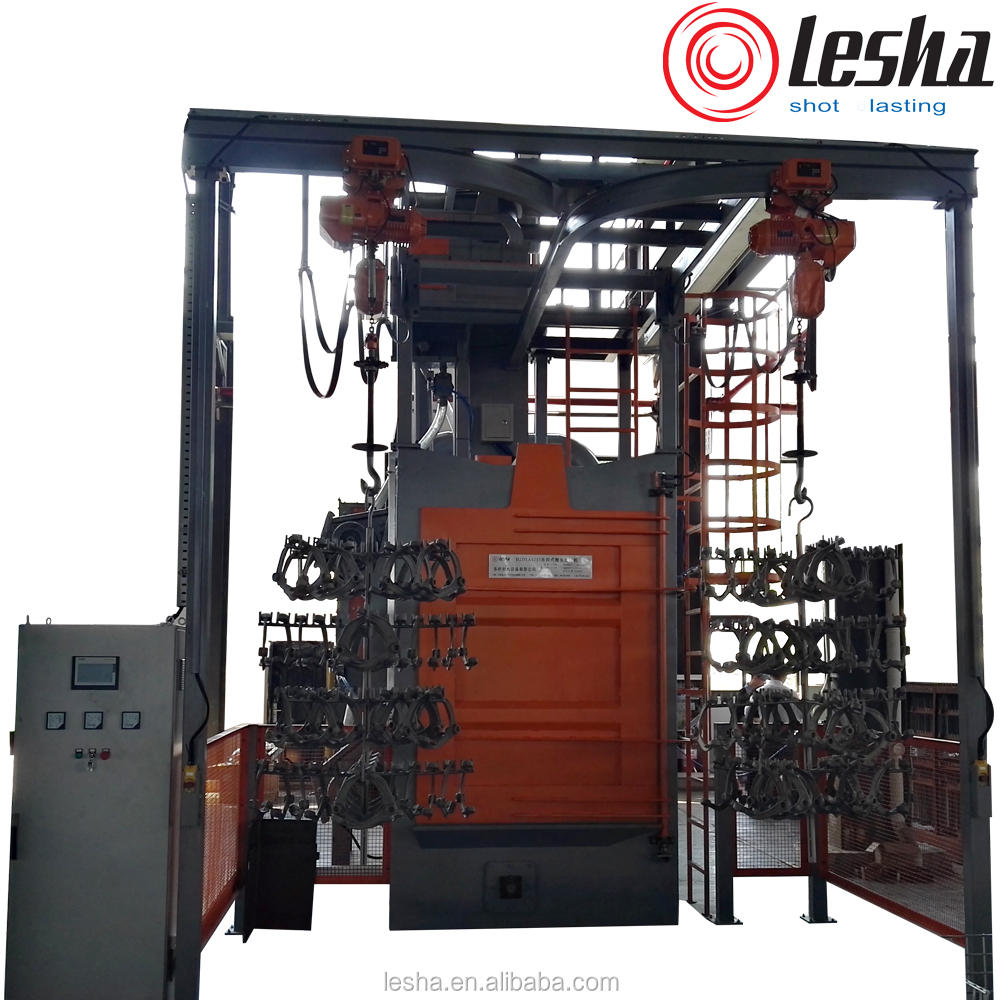 Shot blasting shot peening cleaning machine abrator wheelabrator rust remover deflashing burnishing descaling machine