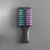 top hot sale temporary hair chalk comb non-toxic safe Temporary Hair Dye chalk newest 2 colors in one hair chalk clip