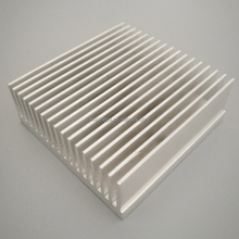 TEC heatsink(coldside) 60(W)*22(H)*60 (L)mm;Square heatsink 60mm