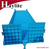 Heavy duty container forklift loading unloading deck ramp