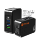 Durable 3 USB Wall Travel Charger 30W QC3.0 Multi Port Cell Phone Super Fast Mobile Charger
