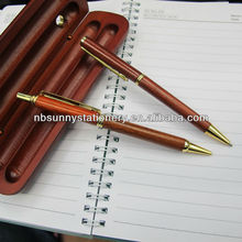 2014 Novelty Wooden Pen and pencil set