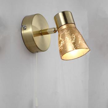 Decoratieve Luxe Wandlampen Indoor Slaapkamer Wandlampen Met Pull ...