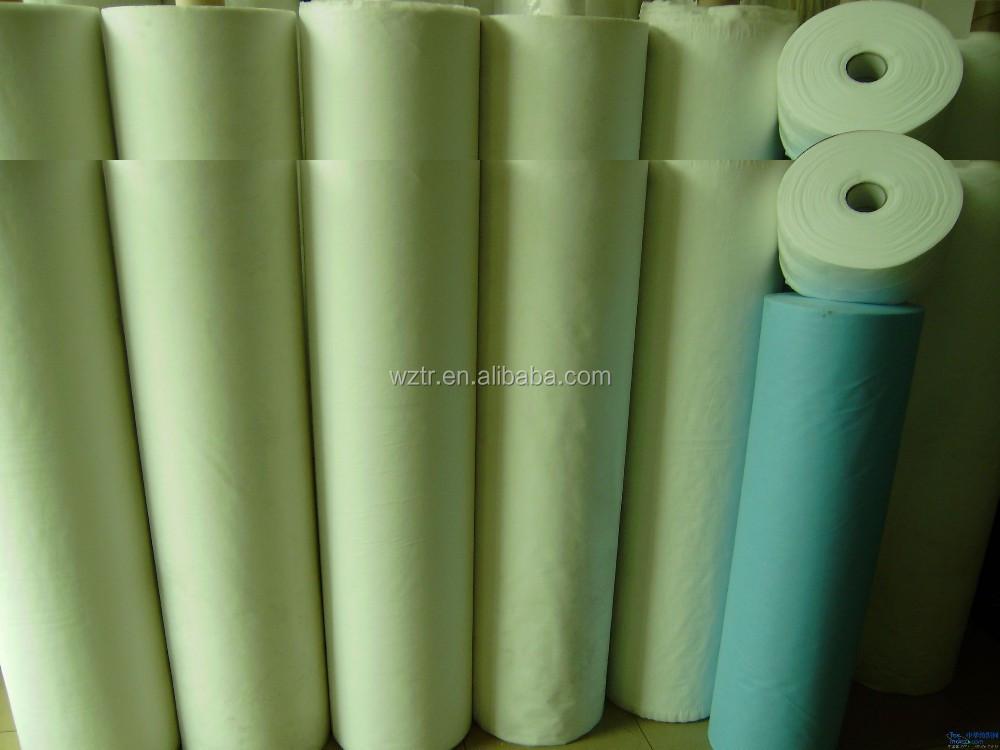 Топ 100% полипропиленовый спанбонд нетканый материал из Китая