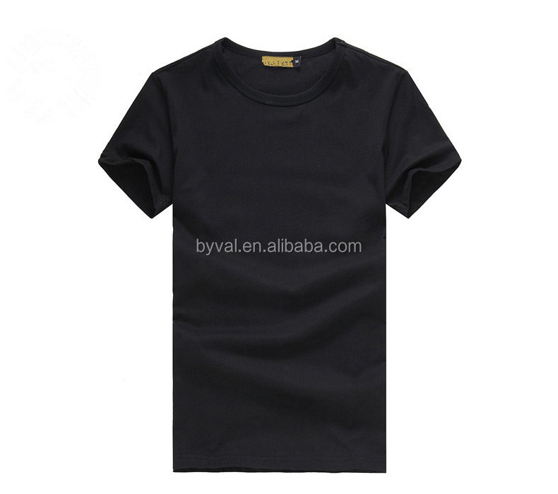 Wholesale bulk t shirts plain o neck t shirt 100 cotton for Where can i buy t shirts in bulk for cheap
