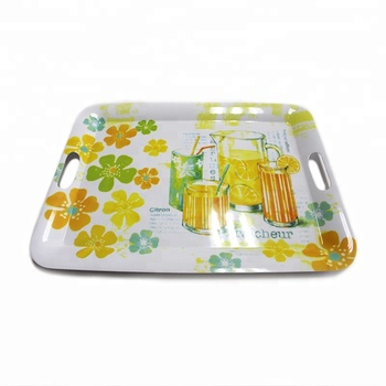 Cheap Hard Plastic Serving Traysmelamine Tray With Handles Buy