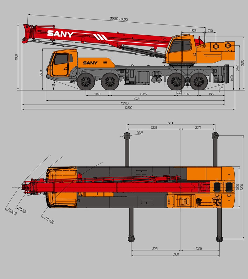 Sany Stc300-ir3 30 Tons Lifting Capacity Advanced Technology Of Mobile  Crane Specification - Buy Mobile Crane Specification,Truck Mounted  Crane,Crane