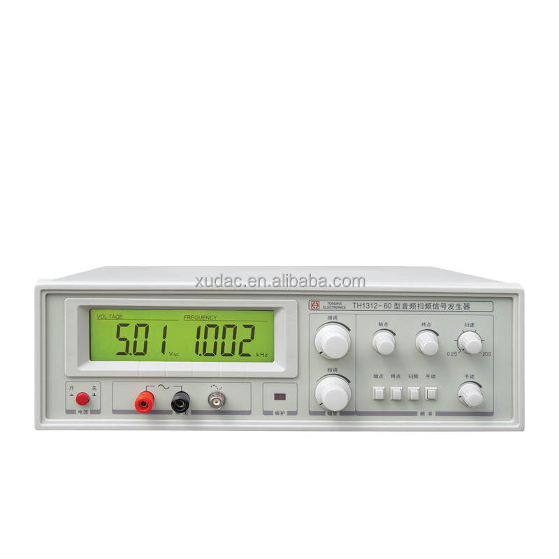 TH1312-100 Audio frequency sweep signal generator
