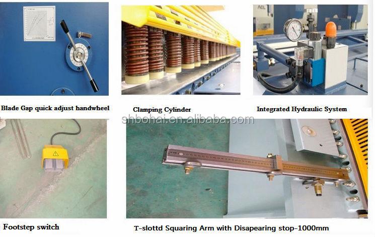 Int L Bohai Brand Bending And Cutting Machinery Cnc