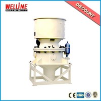High efficiency single cylinder hydraulic cone crusher price