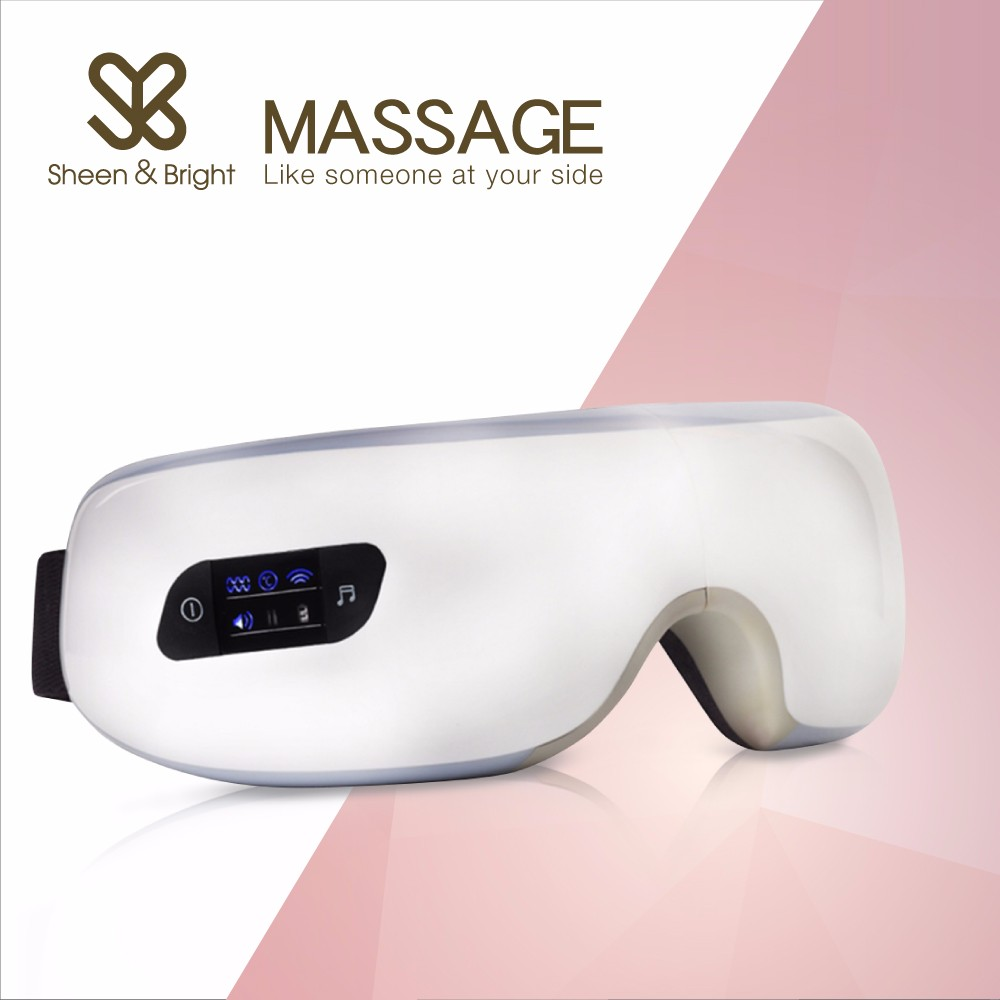 Vic-2017 Relax and Relieve Eye Health Care Eye Massage
