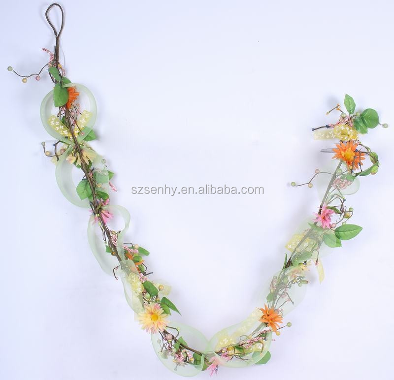NEW DESIGN promotional easter egg decoration garland
