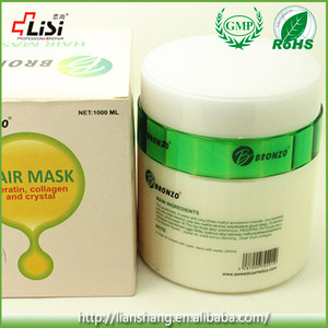 2014 Newest hot selling keras tase nutritive masque oleo-relax for dry hair