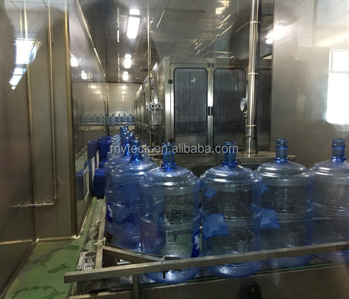 20L water bottle filling line 5 gallon water bottle filling machine factory price