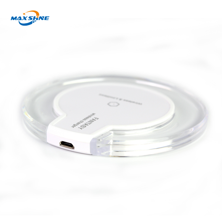 For iphone x universal qi fast wireless charger,mobile phone wireless charger for samsung note 8