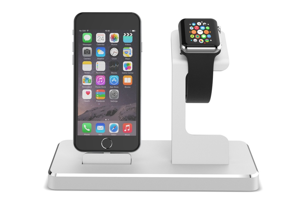 48W Aluminum Power Charge Dock Station for iPhone 7