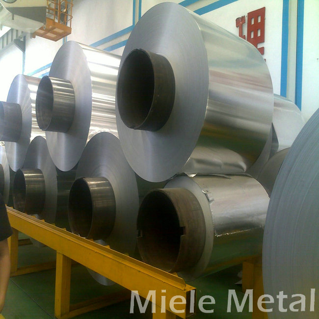 China fabriek produceren 5052 gecoat aluminium spoel
