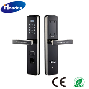 HEADEN Fingerprint And Bluetooth Key Card Door Lock