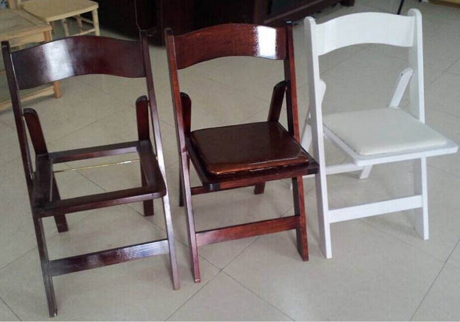 Modern Outdoor Furniture White Resin Wedding Chairs For