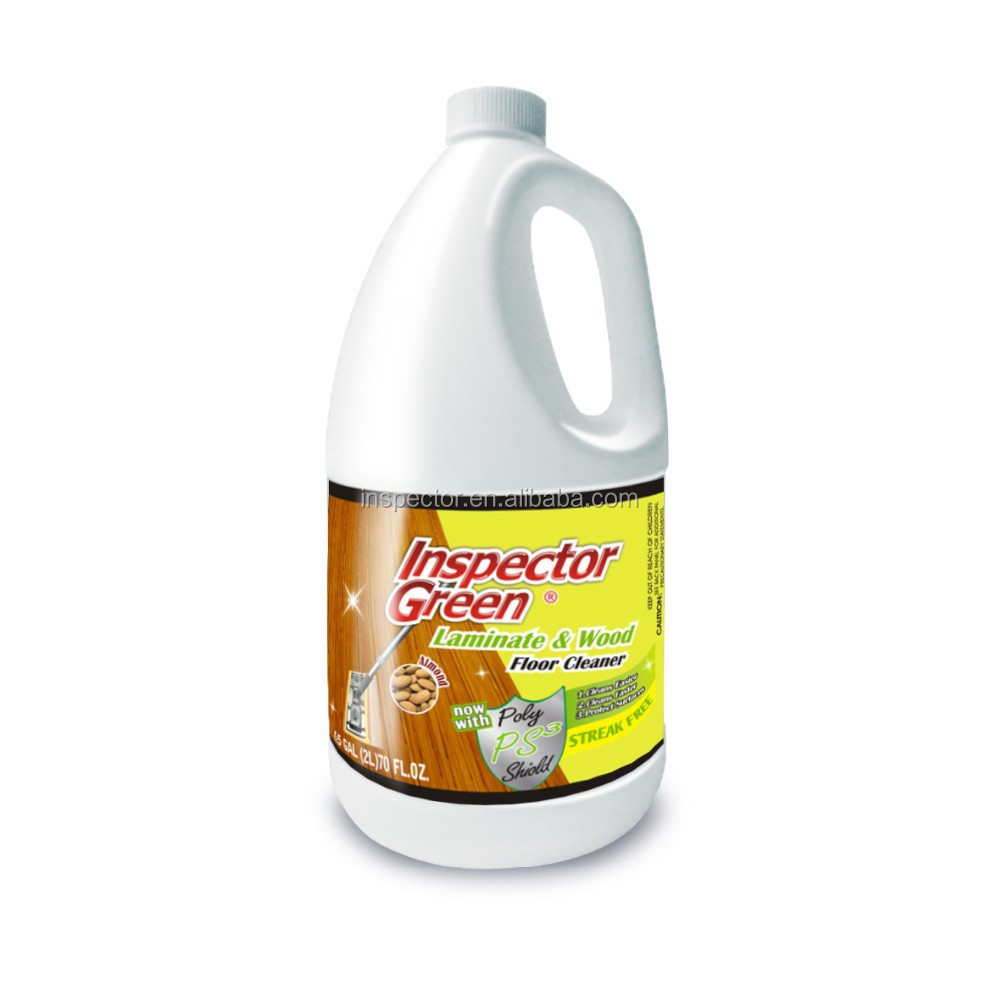 Inspector Green Laminate&Wood Floor Cleaner Almond 2L