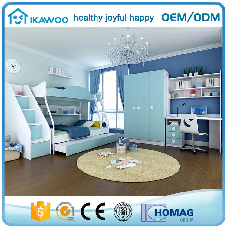 ikawoo ikazz kinder etagenbetten mit rollbett kinderbett produkt id 1847652653. Black Bedroom Furniture Sets. Home Design Ideas