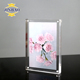 JINBAO custom hanging plexiglass stylish beautiful acrylic picture frame clear acrylic bed frame
