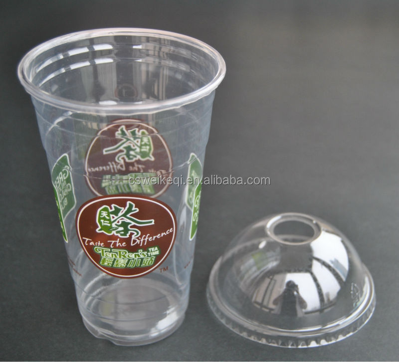 Bulk Plastic Coffee Cup And Lid