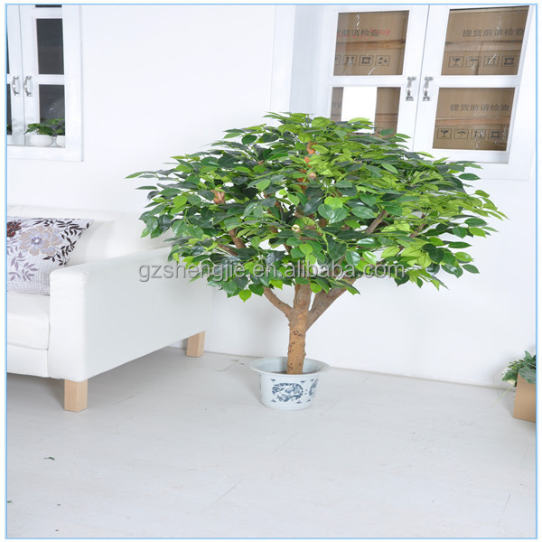 Y07 Large Natual Artificial Banyan Tree,Indoor And Outdoor ...