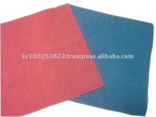 Korea High Quality Microfiber Cleaning Cloth