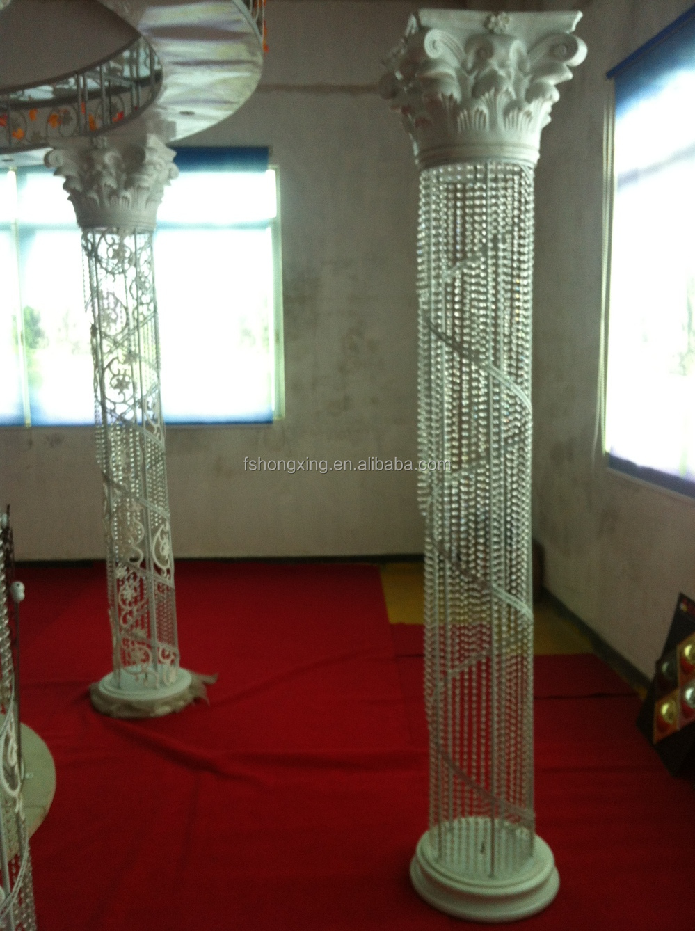 How To Make Diy Lighted Wedding Columns.Illuminated Modern Wedding Crystal Decoration Pillar Clear Acrylic Wedding Roman Columns Wedding Stage Pillars Wedding Mandap Buy Decorated Crystal