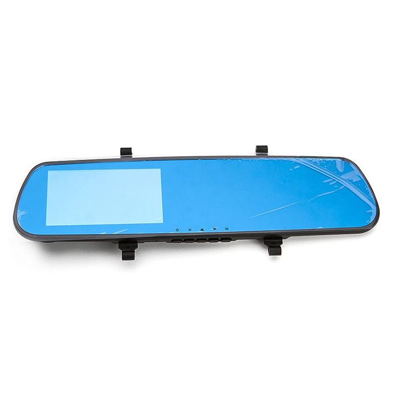 Sell Dual Camera Car Dvr Rearview Mirror Dash Cam G Sensor