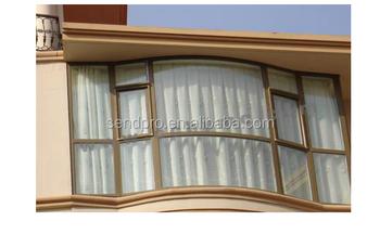 Bay bow window buy bay bow window aluminum bay window for Bow window construction detail