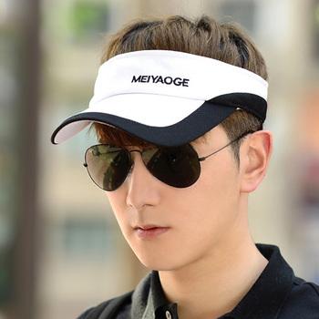 Wide Brim Teenagers Funny Sun Visor Hats - Buy Funny Visor Hats ... 4029edf387d