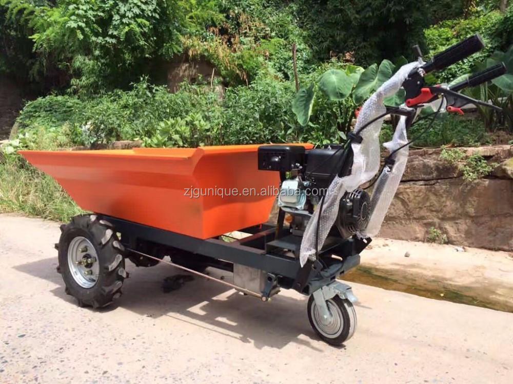 Uq720 For Dump Working Electric Garden Cart Buy Electric Garden