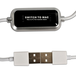 New USB Smart switch to MAC data link cable easy file transfer share