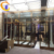 Interior Commercial Metal Frame For Wooden Glass Doors