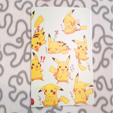 Fashion Pikachu Collection 324 Pokemon cards Album Book List playing cards pokemon cards holder album toys