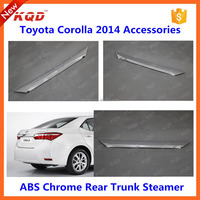 Auto Accessories Toyota Corolla Altis 2014 Trunk Lid Moulding For ...