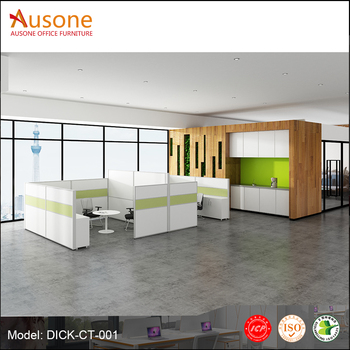 moderne aparte ontwerp mfc houten volledige hoogte kantoor partitie voor onderhandeling buy