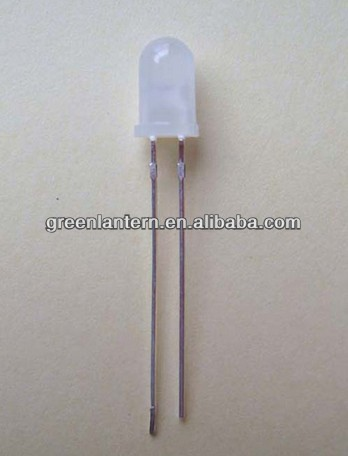 5mm white led diffused (100% guarantee)