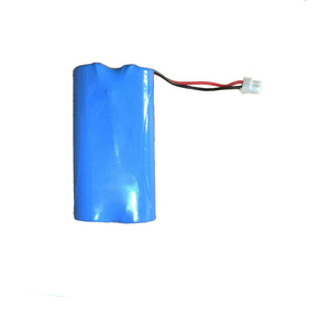 Rechargeable deep cycle LiFePo4 6.4v 2800mah Batterie Pack 2S1P