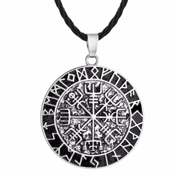 collier argent viking