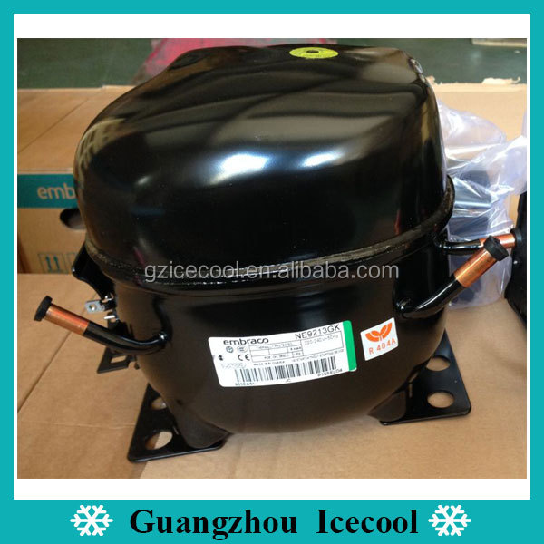 R404a 3/4hp Embraco Compressor Ne9213gk For Commercial Refrigerator - Buy  R404a Embraco Compressor,Commercial Refrigerator Compressor R404a,Embraco