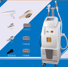 Best function nd yag long pulse laser opt ipl tattoo removal hair removal improving skin texture
