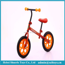 "12"" EVA/Air tyre kids balance bike for exercise"