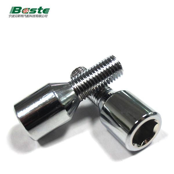 Different alloy wheel bolts size for universal car