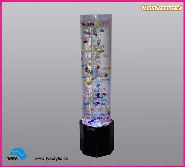 Floor stand filter freshwater fish tank for sale acrylic for Floor fish tank